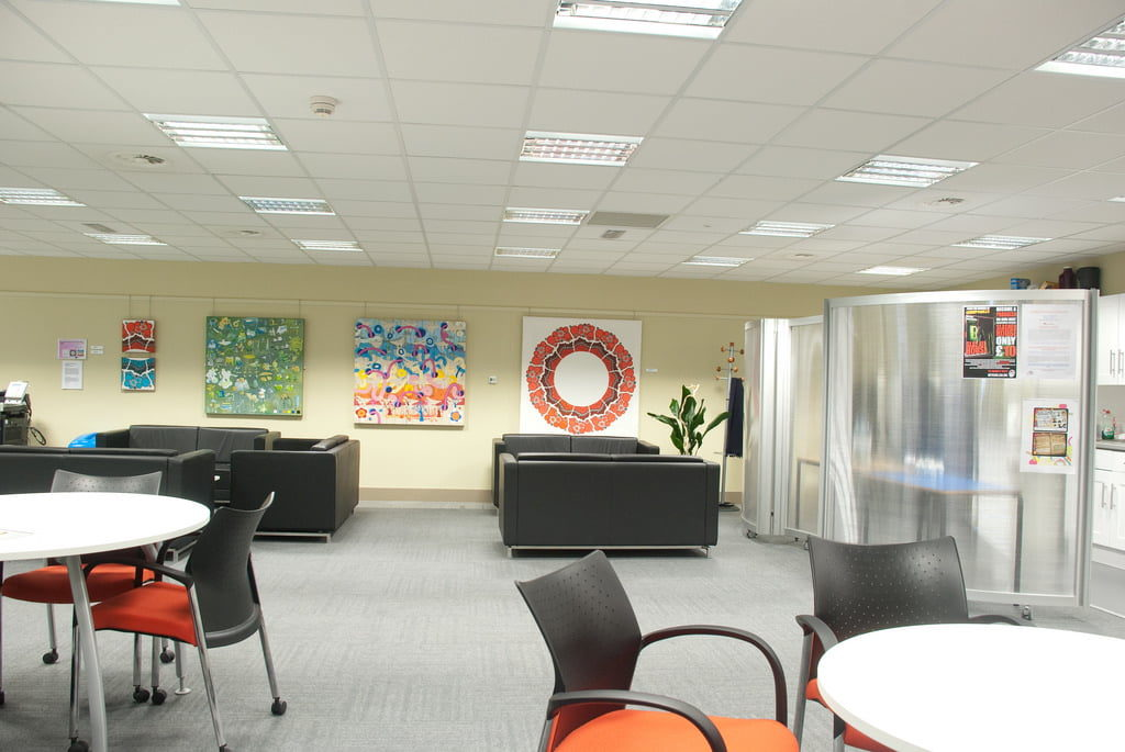 breakout areas green cobalta