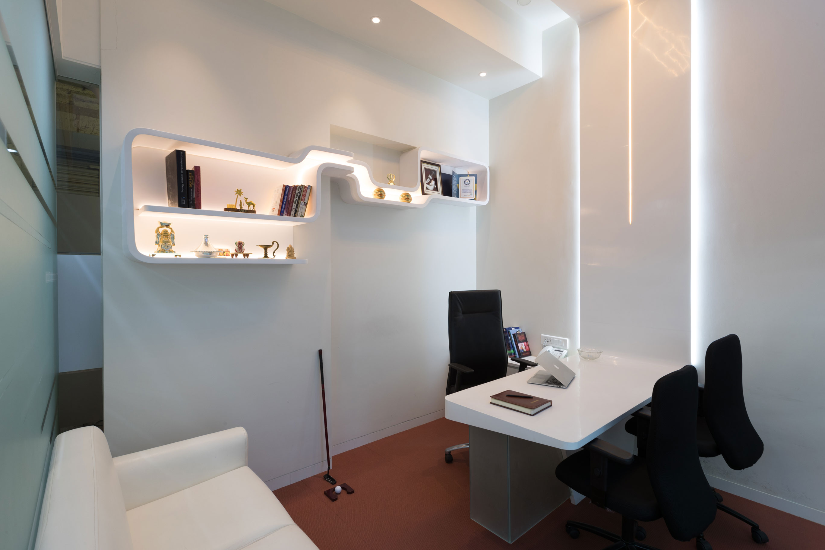 Corporate Interior Design For International Human Resource Placement Roiids