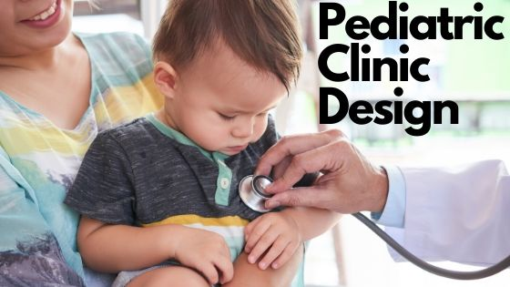 green cobalta Pediatric Clinic Design